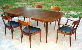 mid century modern dining room chairs teak dining table and chairs mid century modern dining room