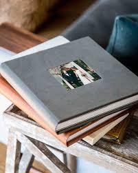 Photot Albums The Best Wedding Albums For Every Budget Martha Stewart Weddings