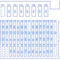 bmw z i roadster fuse box block circuit breaker diagram bmw z4 e85 2005 main fuse box block circuit breaker diagram