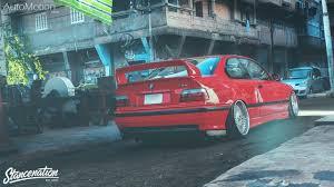 BMW Convertible bmw m3 egypt : AutoMotion: LOWERED BMW ///M3 E36 | StanceNation - YouTube