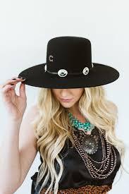 Charlie 1 Horse Hat Stagecoach Black