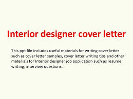 Cover Letter For Web Developer Design Examples Interior Designer ...