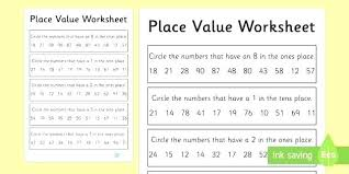 Place Value Chart 2nd Grade Paintingmississauga Com