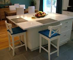 Kitchen Seating Trendy And Functional Kitchen Islands With Seating Modern