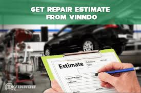 Get The Affordable Vehicle Repair Estimate Only From Vinndo Visit