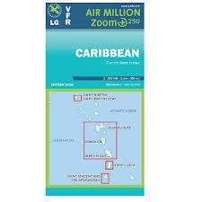 Vfr Chart Caribbean Air Million Zoom 2018