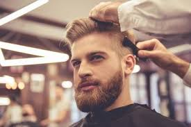 Men Hair Style Stock Photos And Images - 123RF