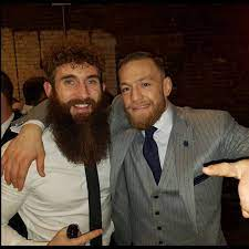 """1,152 Likes, 19 Comments - Keith Joyce (@keithjoyce) on Instagram: """"Happy  birthday goes out to my brother and the G.O.A.T ..…   Years younger, Conor  mcgregor, Young"""