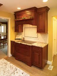 Basement Kitchen Designs Classy Custom Cabinets Cabinetry By Design