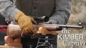 1 Shot Kills Hippo Crocodile Kimber Caprivi 375 H H Magnum Reviewed By Ron Spomer