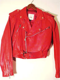 leather jacket images for womens lovely images vintage 90 s avanti red leather motorcycle biker jacket