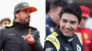 Esteban Ocon would be 'very happy' to have Fernando Alonso as Renault team  mate in 2021