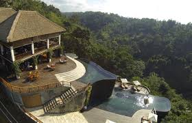hanging gardens bali is not just a hotel but an exceptional tourist destination it is highlighted and much appreciated tourist attraction of bali