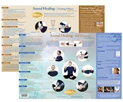 Healing Frequency Chart Tuning Fork Primer Instructional Chart