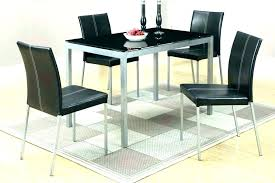 small round glass dining table small table and 2 chairs small small round glass dining table
