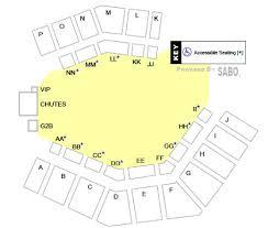 Stampede Rodeo Seating Chart Facility Rental Omak Stampede Inc