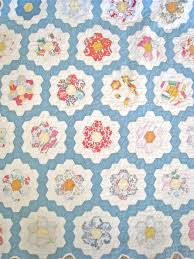 1365 best English Paper Piecing images on Pinterest | English ... & I would hand piece hexagons so placed it in my Applique. Get some ideas to  do Grandma's Flower Garden quilt. Adamdwight.com