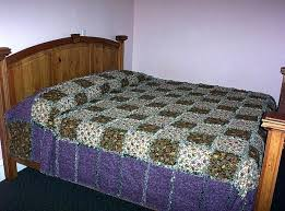 King Size Quilt Patterns Delectable Blue Queen Quilt Quilts Patterns And Coverlets King Size Green