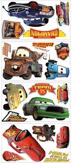 Lighting Mcqueen Stickers Disney Cars 19 Big Piston Cup Wall Stickers Lightning