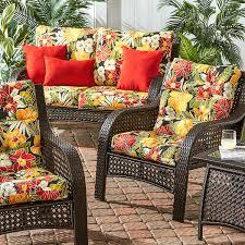 decoration Porch swing cushions gecalsa
