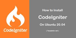 how to install codeigniter on ubuntu 20