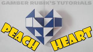 Rubik's Twist 24 - Peach <b>Heart</b> 1 - YouTube