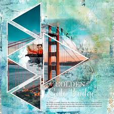 GOLDEN GATE BRIDGE - Jen Maddocks Designs - The Studio Community