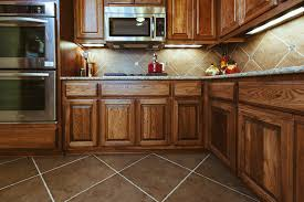 Kitchen Flooring Idea Kitchen Tile Ideas 7 Onyx Subway Backsplash Tile Idea Image Of