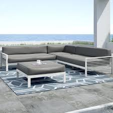 outdoor sofa sets patio sectional