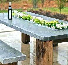 round 26 narrow outdoor dining table australia beautiful