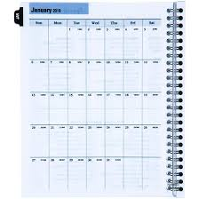 At A Glance Dayminder G545 50 2019 Refill For G545 Weekly Monthly