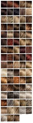 Color Chart Ellen Wille Hair Power Collection Love My