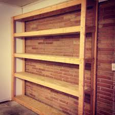 garage shelving unit by partiesforpennies com