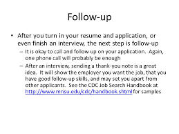 Job Interview Follow Up Email Follow Up Call After Job Interview Major Magdalene Project Org