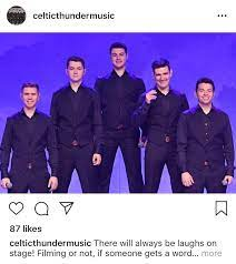 "Pin by Marcella Davenport on Celtic Thunder, Byrne & Kelly, and ""The Lads""  