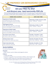 flu clinic locations 2018 final page 1
