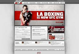 gym website design 30 successful sports websites webdesigner depot