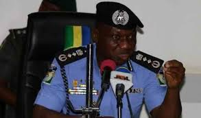 Image result for NIGERIAN POLICE CHIEF IDIRIS