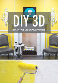 Wallpaper And Paint Living Room Add Another Layer Of Dimension And Visual Interest To Your Living