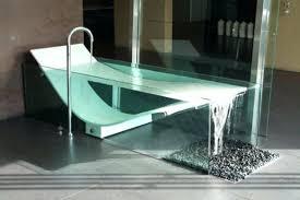 glass bathtub screen enclosures doors tub frameless home depot