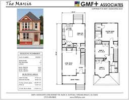 painted lady victorian perfect for a narrow infill urban lot gmf and house plans
