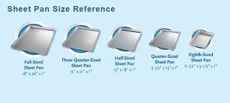 Aluminum Pan Sizes Chart Be Sure To Measure Your Oven Before Purchasing A Full Size