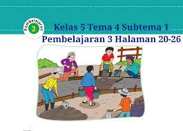 Hasil diskusinya adalah indonesia dalah negara yang memiliki keragaman ras dan suku yang beragam. Kunci Jawaban Kelas 5 Tema 4 Halaman 20 21 22 23 24 25 26 Buku Tematik Subtema 1 Peredaran Darahku Sehat Topiktrend