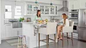 Coastal Kitchen - Home Design -