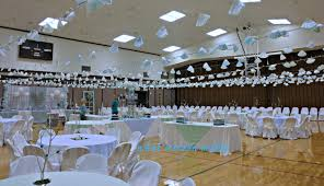 Wedding Reception In Gyms Decorated Google Search Karen And