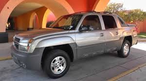 232203 - 2002 Chevrolet Avalanche For Sale - YouTube