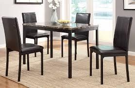 black dining room furniture sets. Pub Dining Set Black Room Furniture Sets O