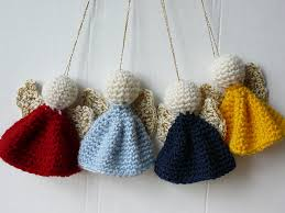 Free Crochet Christmas Ornament Patterns Inspiration Free Crochet Christmas Ornament Patterns Crochet Now