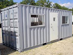 cargo container office. Available In 6m (20ft) And 12m (40ft) Lengths, Shipping Container Site Offices Allow Plenty Of Room For Office Furniture Equipment. Cargo R