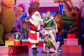 will the mischievous elves finish all the toys is santa going to make it in time to deliver all the presents will the snow fairy escape from the
